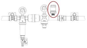 гасители Гидроударов RBM - в системе